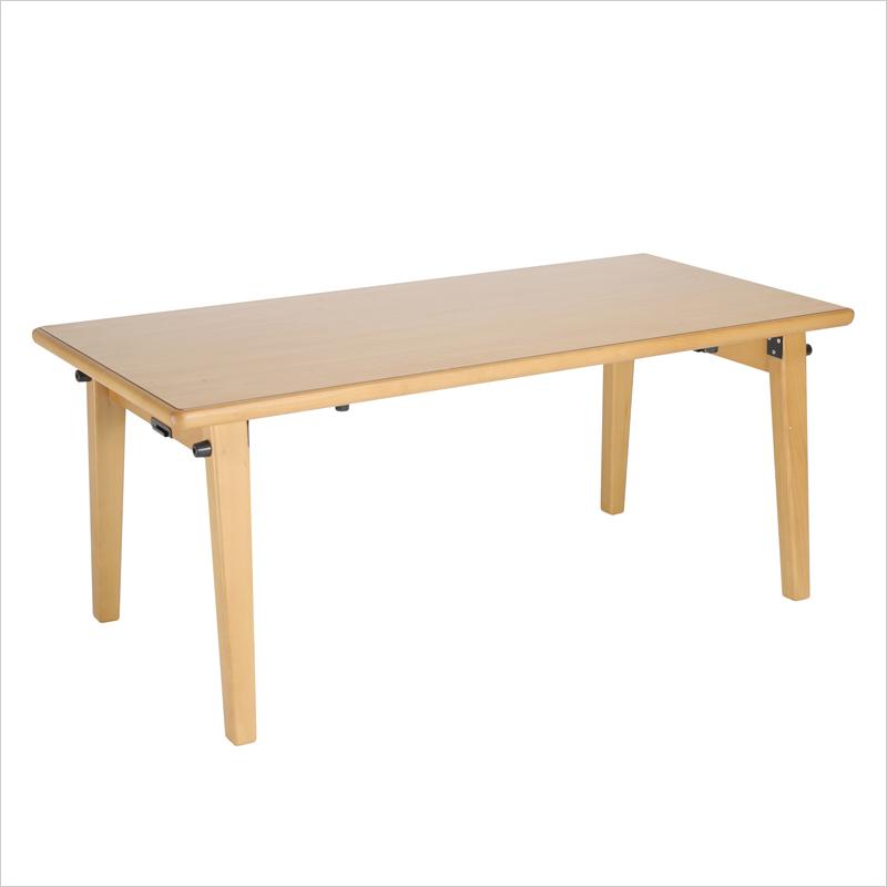 大和屋 フレジー キッズテーブル F500 保育園 幼稚園 折りたたみテーブル